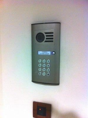 συστημα θυροτηλεόρασης auta access control