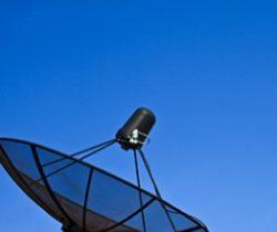 δορυφορική κεραία